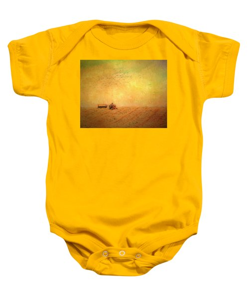 Sundown Baby Onesie