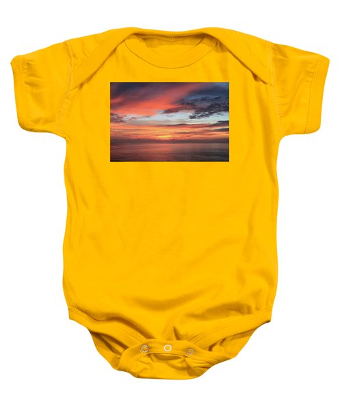 Sunrise From Koko Head Baby Onesie