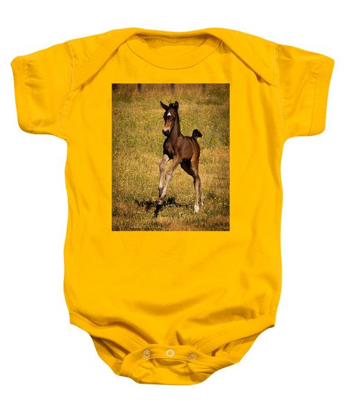 Surprise Party Baby Onesie