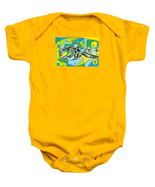 Swift Baby Onesie by AR Teeter