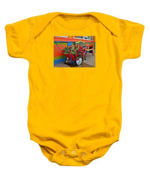 Tannersville Color Blast Baby Onesie