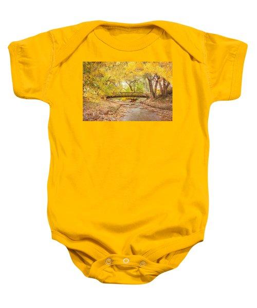 Teasdale Bridge Baby Onesie