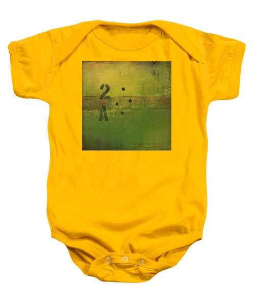 The 2a Baby Onesie