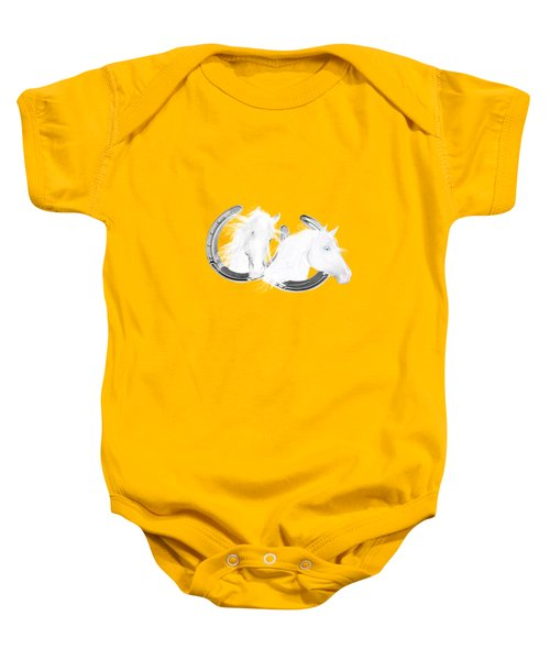 The Andalusians Baby Onesie