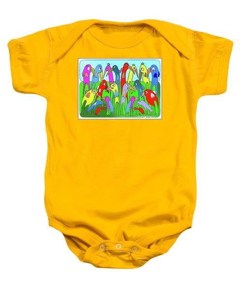 The  Annual General Meeting Baby Onesie