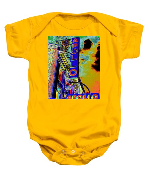 The Apollo Baby Onesie