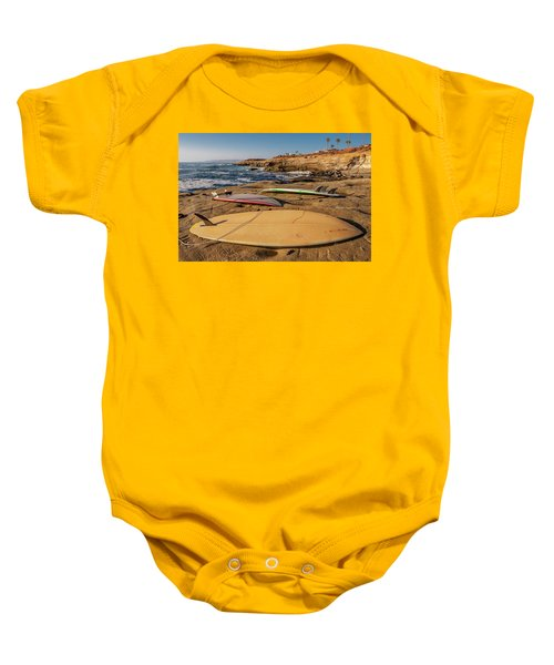 The Boards Baby Onesie