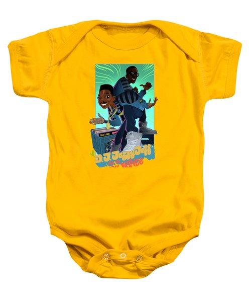 The Brand New Funk Baby Onesie