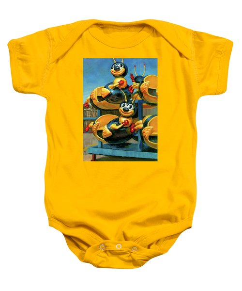 The Buzz Baby Onesie