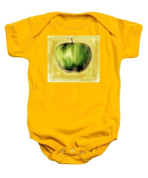 The Creative Apple  Baby Onesie
