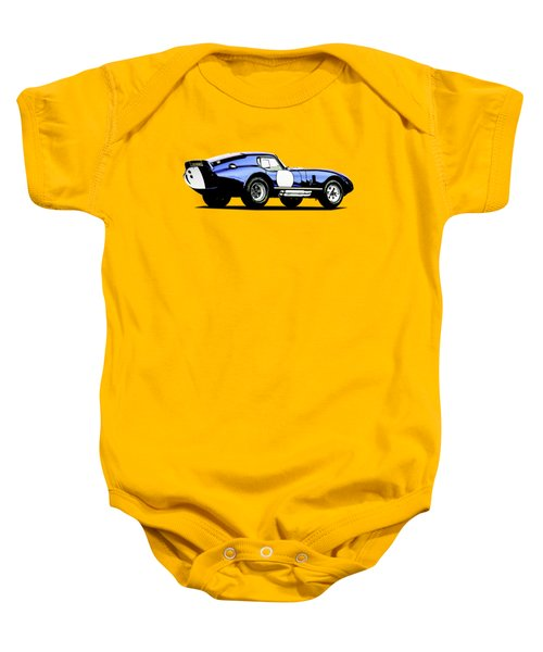 The Daytona Baby Onesie