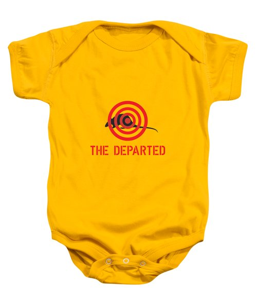 The Departed Baby Onesie by Gimbri
