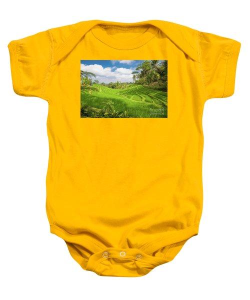 The Island Of God #14 Baby Onesie
