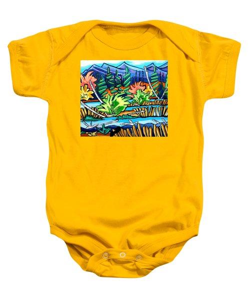 The Marsh Baby Onesie