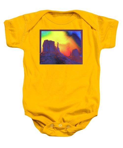 The Mittens , Psalm 19 Baby Onesie