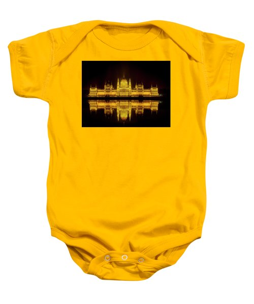 The Parliament House Baby Onesie