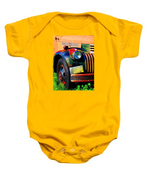 The Relic Baby Onesie