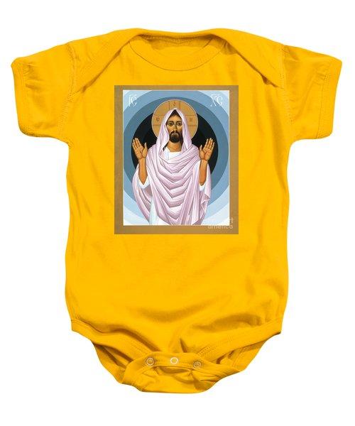 The Risen Christ 014 Baby Onesie