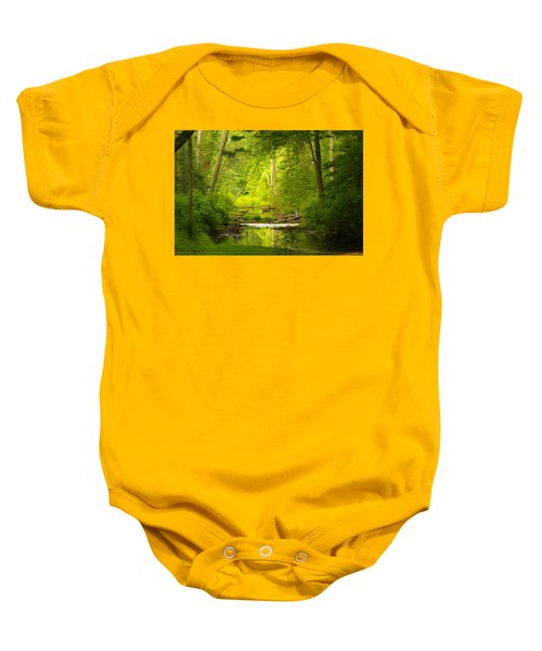 The Swamp Baby Onesie