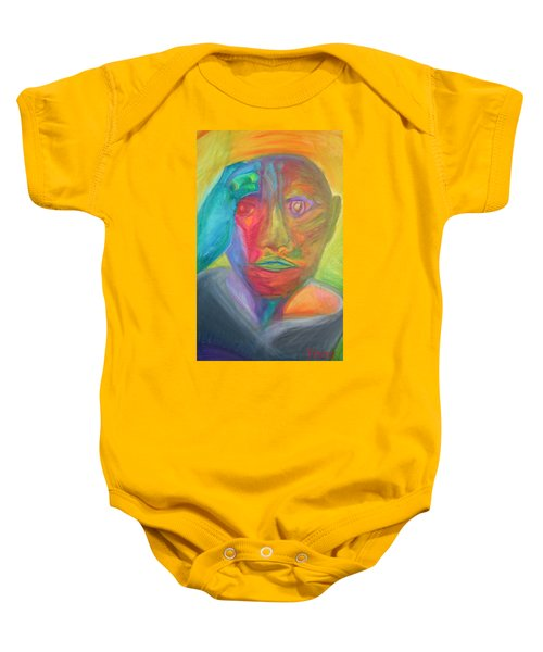The Time Rider Baby Onesie