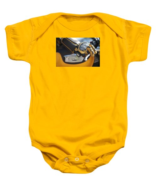 Throttle Hand Baby Onesie