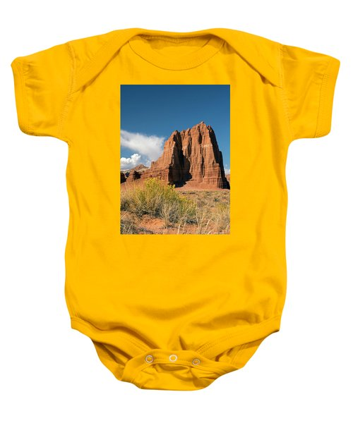 Tower Of The Sun Baby Onesie