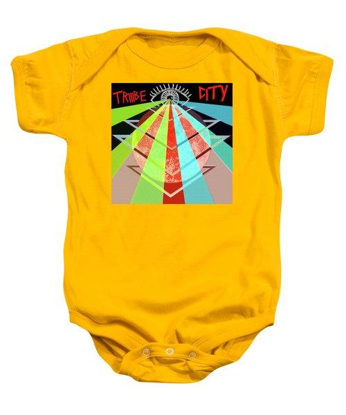 Triiibe City For Bxdizzy419 Baby Onesie