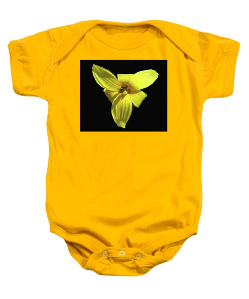 Trout Lily Baby Onesie