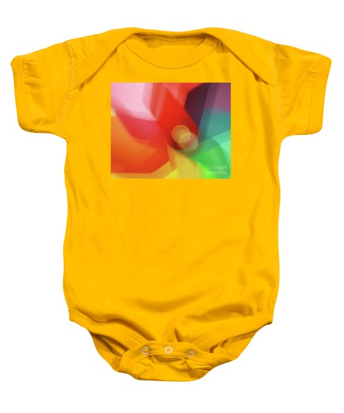 Turn Your Luck Around Baby Onesie
