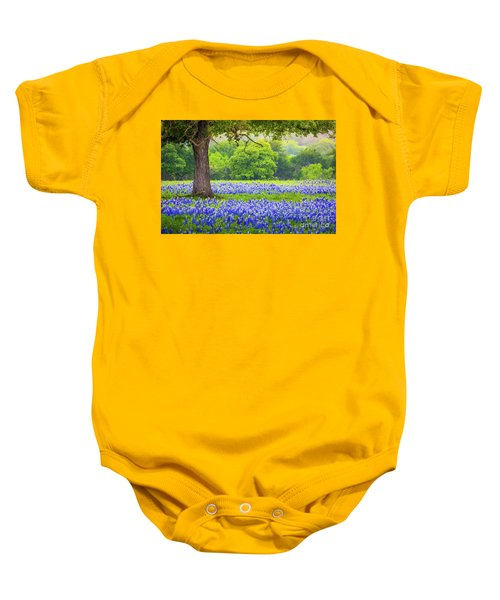 Under The Tree Baby Onesie