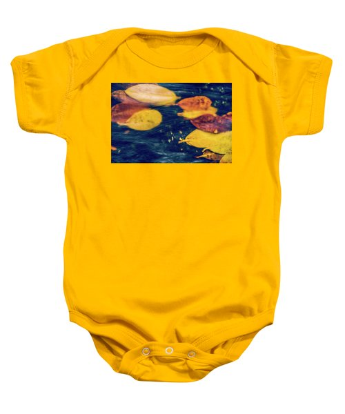 Underwater Colors Baby Onesie