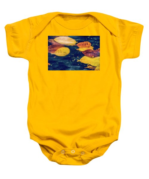 Underwater Colors Baby Onesie