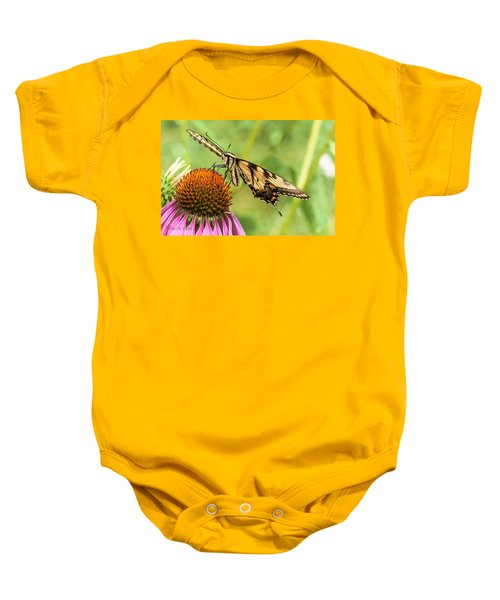 Untitled Butterfly Baby Onesie