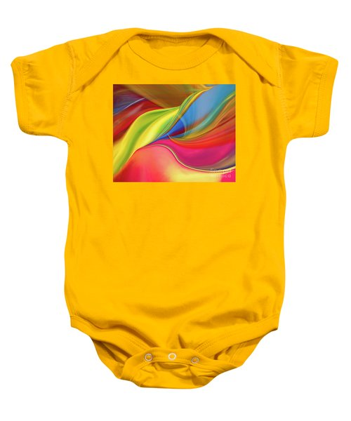 Upside Down Inside Out Baby Onesie
