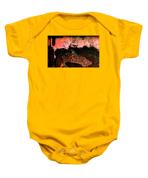 Urban Abstract Baby Onesie