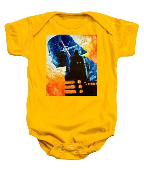 Vader Baby Onesie