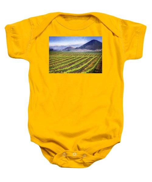 Vineyard Baby Onesie