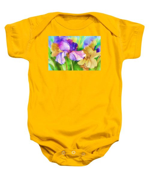 Voices Of Spring Baby Onesie
