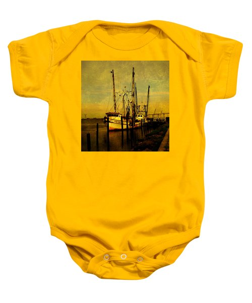 Waiting For Tomorrow Baby Onesie