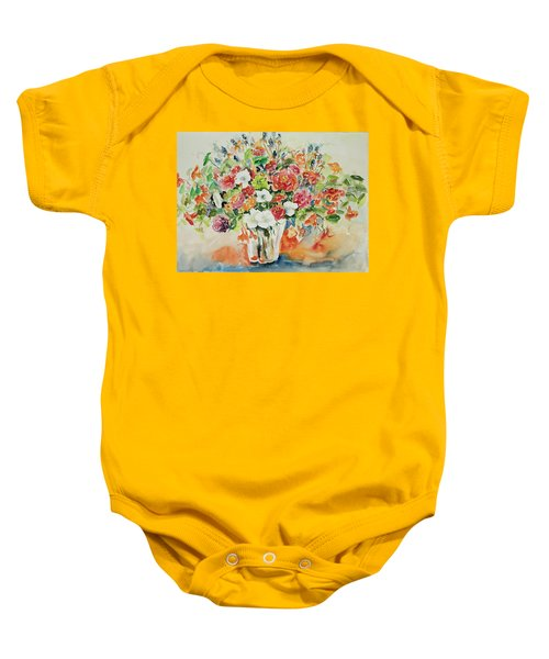 Watercolor Series 23 Baby Onesie