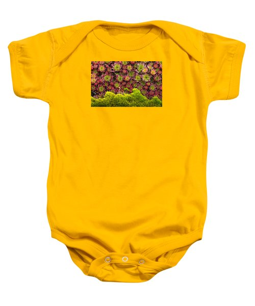 Wave Of Change Baby Onesie
