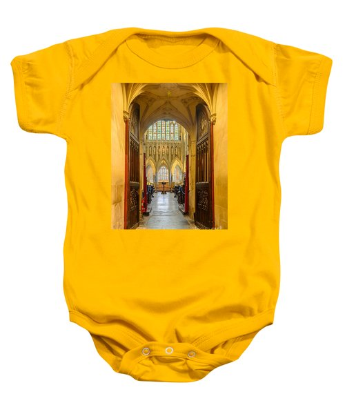 Wellscathedral, The Quire Baby Onesie