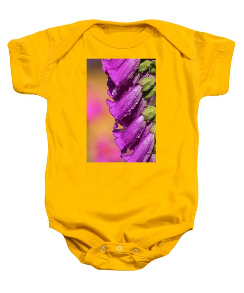 Where Color Grows Baby Onesie