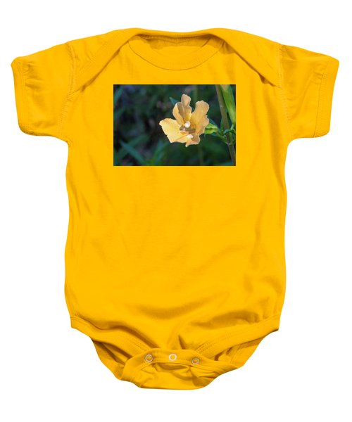 Wilderness Flower 2 Baby Onesie