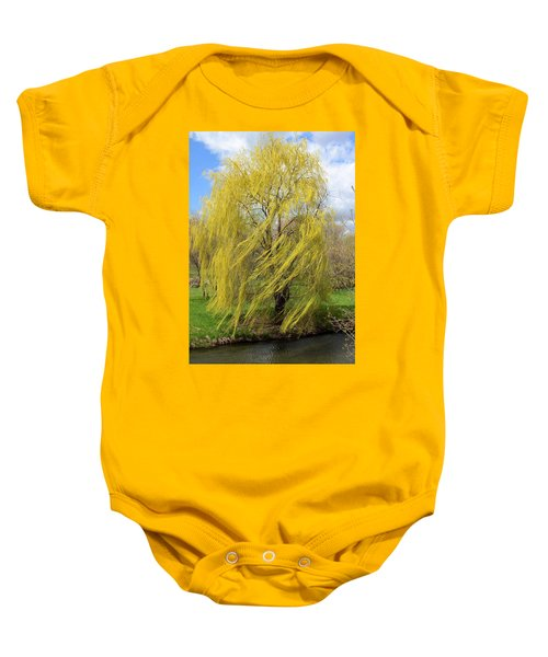 Wind In The Willow Baby Onesie