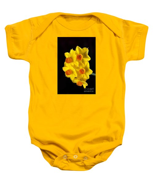 Wonderful Jonquils Baby Onesie