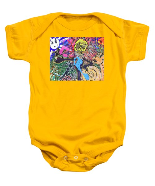 World Buggin Aftermath Baby Onesie