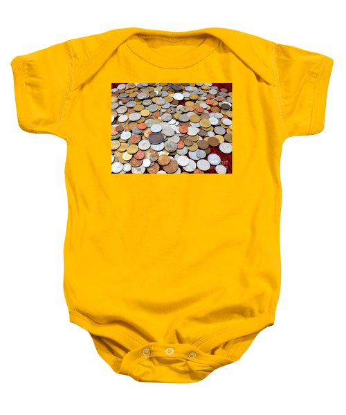 Once They Meant Everything Baby Onesie
