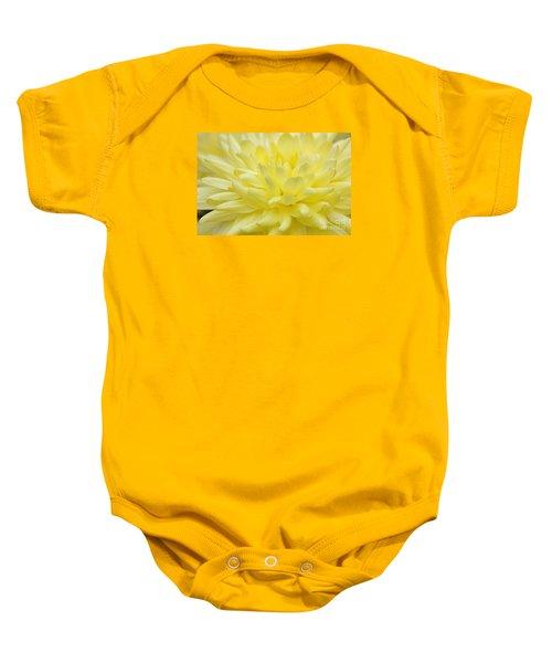 Yellow Mum Baby Onesie