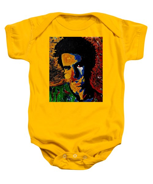 Young Sid Vicious Baby Onesie